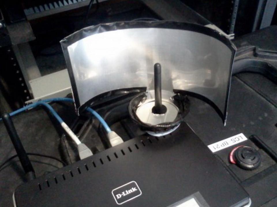 Как сделать усилитель wifi сигнала